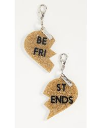 Edie Parker - Best Friend Charms - Lyst