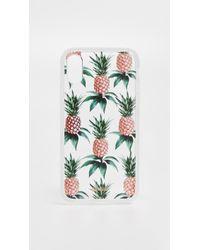 Sonix - Pink Pineapple Iphone Xs / X Case - Lyst