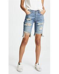 Siwy - Luna Bermuda Shorts - Lyst