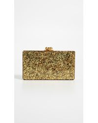 Edie Parker - Jean Solid Clutch - Lyst