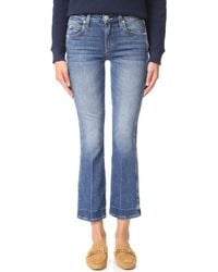 AMO | Jane Micro Flare Jeans | Lyst