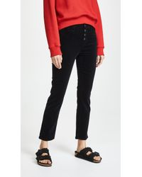 AG Jeans - The Isabelle Button Up Jeans - Lyst