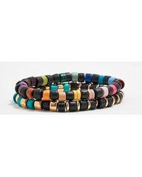 Shashi - Zoe Bracelets - Lyst