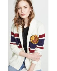 Mother - The Fisherman Cardigan - Lyst