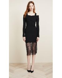 Prabal Gurung - Knit Dress - Lyst