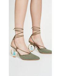 Jacquemus - Les Chaussures Riviera Court Shoes - Lyst