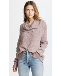 Free People - By Your Side Jumper - Lyst