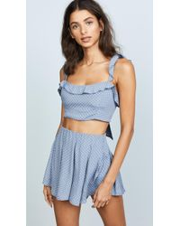 Blue Life - Perfect Crush Top - Lyst