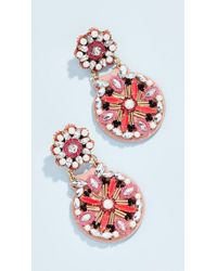 Kate Spade - Desert Garden Drop Earrings - Lyst