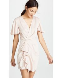 C/meo Collective - No Less Mini Dress - Lyst