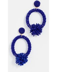 BaubleBar - Burst Chandelier Earrings - Lyst