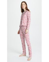 Roberta Roller Rabbit Monkey Pj Set