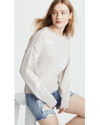 Wildfox - Dream Icons Embroidered Jumper - Lyst