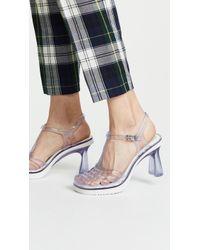 Melissa - Vixen Strappy Sandals - Lyst