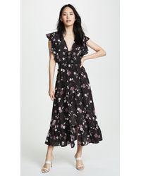 ca6591cb97 Hot MINKPINK - Night Garden Maxi Dress - Lyst
