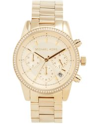 Michael Kors - Ritz Watch - Lyst