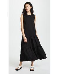 Wilt | Tiered Shell Dress | Lyst