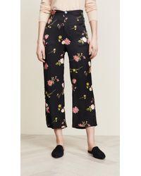 Capulet - Jolie Floral Trousers - Lyst