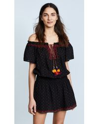 Parker - Tammy Cover Up Dress - Lyst