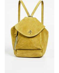 MANU Atelier - Mini Fernweh Convertible Backpack - Lyst