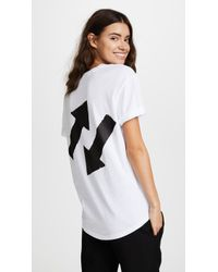 Les Girls, Les Boys - Graphic Xy Tee - Lyst