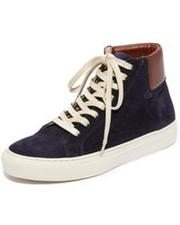 Matt Bernson | Freethrow High Top Trainers | Lyst