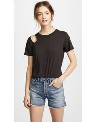 Chaser - Vented Tee - Lyst
