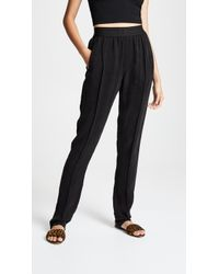 Baja East - Boxing Pants - Lyst