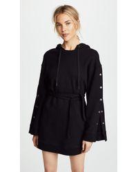 Pam & Gela | Hooded Dress | Lyst