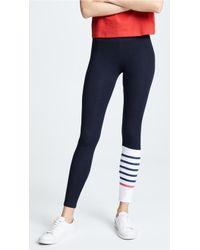 Sundry - Stripes Yoga Trousers - Lyst