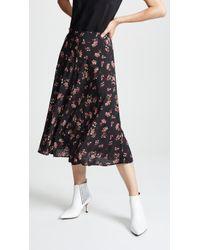 Velvet - Nalani Skirt - Lyst