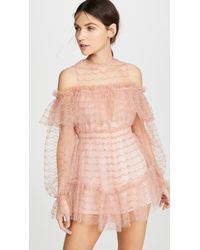Alice McCALL - Venus Playsuit In Blossom - Lyst
