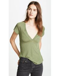 Free People - Clementine Tee - Lyst