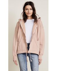 Citizens of Humanity - Harper Oversize Hoodie - Lyst