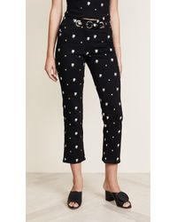 Miaou - Tommy Straight Leg Jeans - Lyst