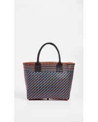 Truss - Medium Tote With Leather Handle - Lyst