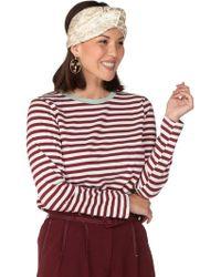 BURU White Label - Skipper Sailor Tee - Lyst