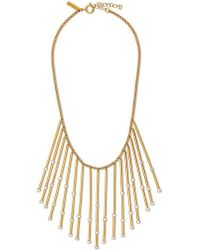 Rachel Zoe - Maxine Constellation Crystal Necklace - Lyst