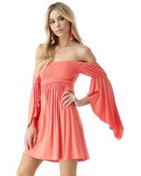 Sky - Ladislaus Mini Dress - Lyst