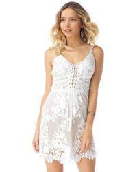 Sky - Nadle Mini Dress - Lyst