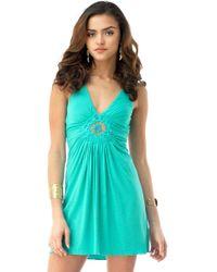 Sky - Coventina Mini Dress - Lyst