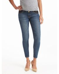 Current/Elliott | Stiletto Maternity Jean - Townie | Lyst