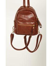 Showpo - Abbee Backpack - Lyst