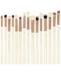 Showpo Essential Eyes Makeup Brush Set