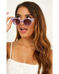 Showpo - Quay - Aphrodite Sunglasses - Lyst
