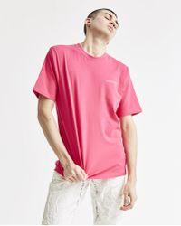 Xander Zhou - 'hybristophile' T-shirt - Lyst