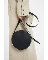 Persephoni - Shoulder Bag With Steel Discs - Lyst