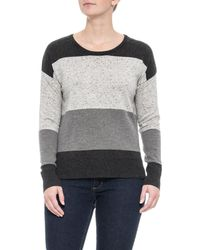Christian Siriano - Donegal Colorblock Stripe Sweater - Lyst