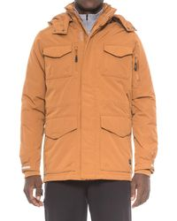 Khombu - Field Down Jacket (for Men) - Lyst