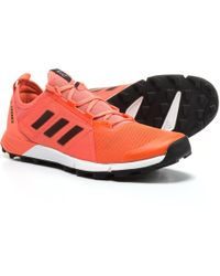 ef2495db8373 adidas - Outdoor Terrex Agravic Speed Trail Running Shoes (for Women) - Lyst